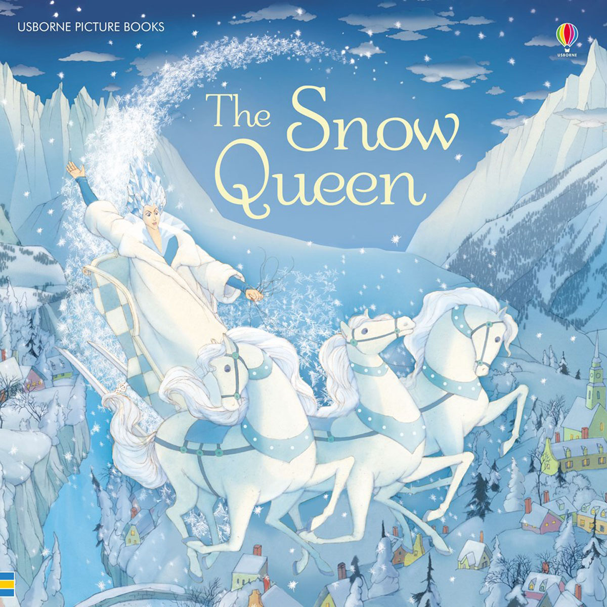 The Snow Queen save the queen ohdd повседневные брюки