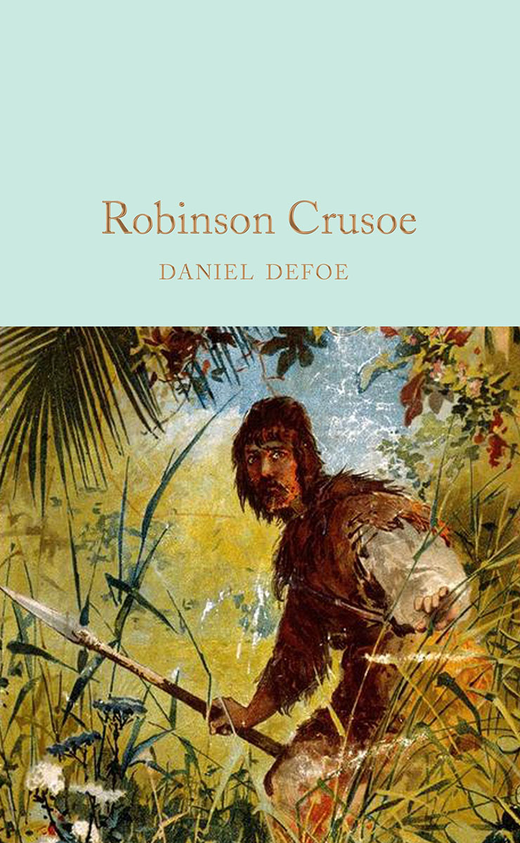 Robinson Crusoe the tale of little pig robinson