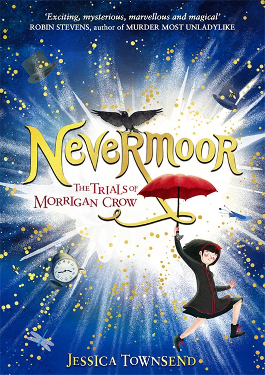 Nevermoor: The Trials of Morrigan Crow eventide