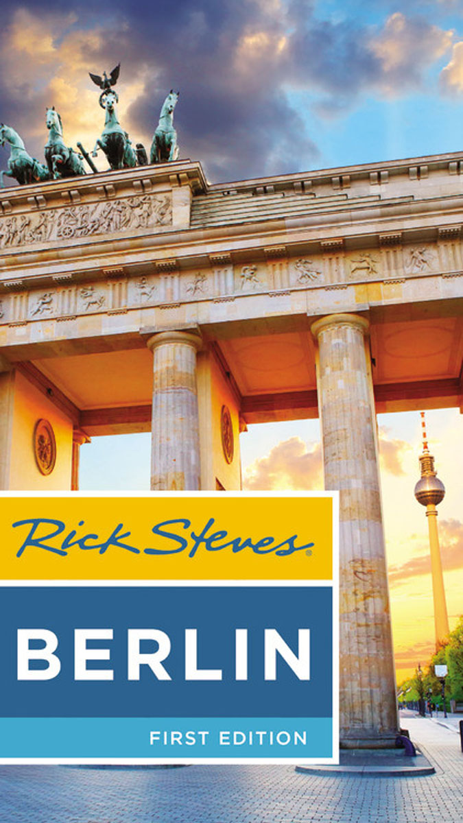 Rick Steves Berlin robinson where to cruise cloth