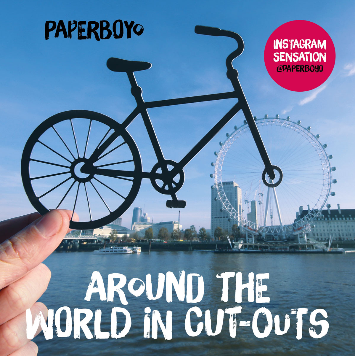 Around the World in Cut Outs