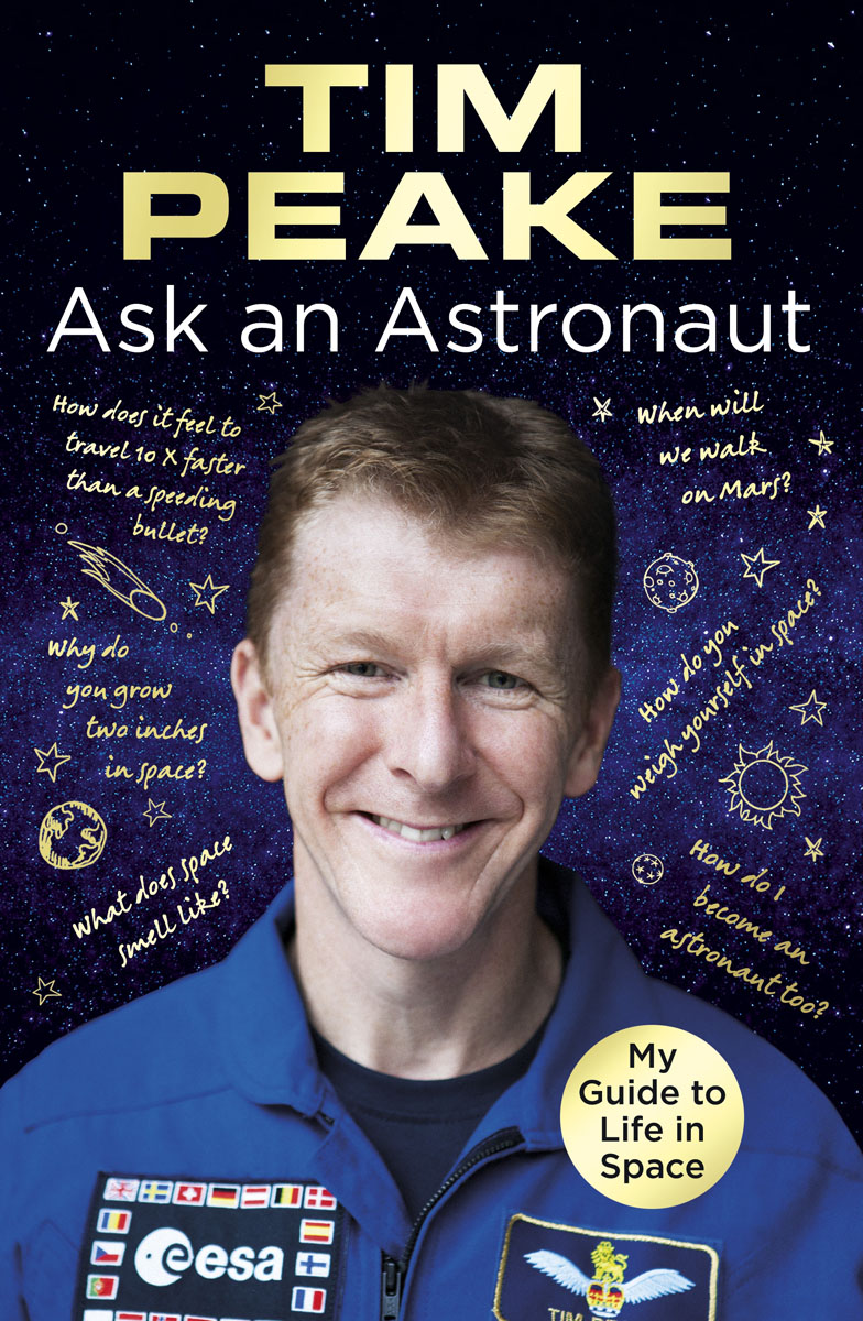 Ask an Astronaut from the earth to the moon