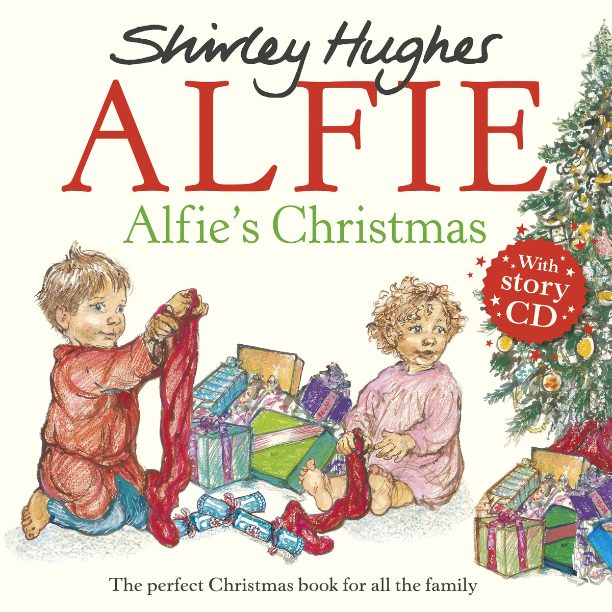 Alfie's Christmas (Book and CD)