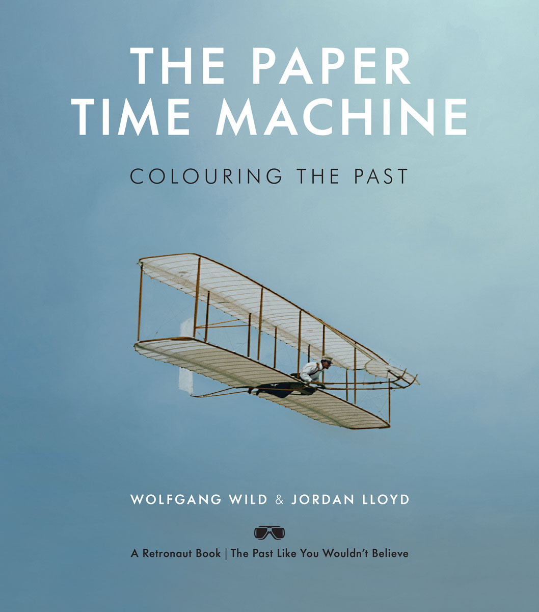 The Paper Time Machine the dark abyss of time paper