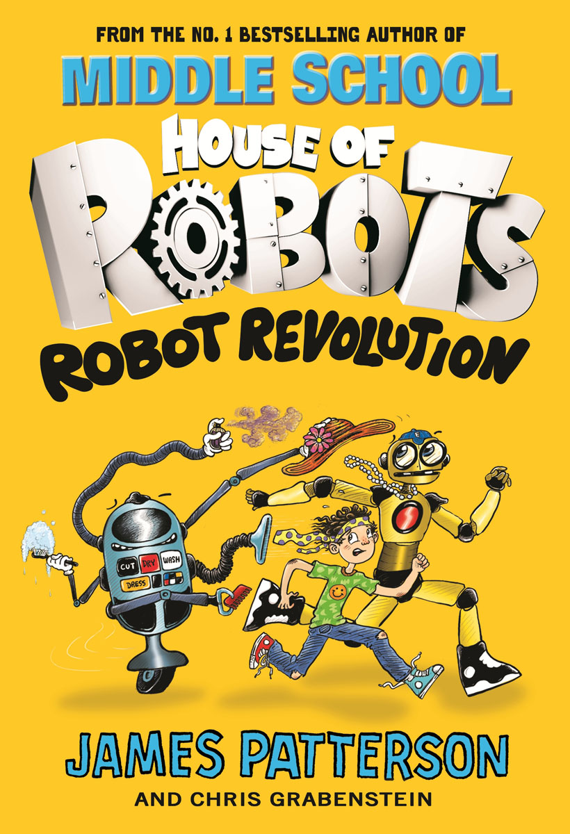 House of Robots. Robot Revolution robots in disguise 1 step changers