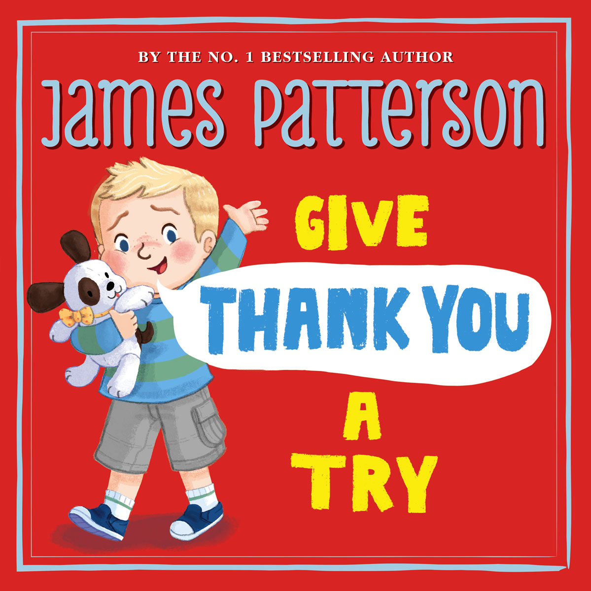 Give Thank You a Try patterson james i funny