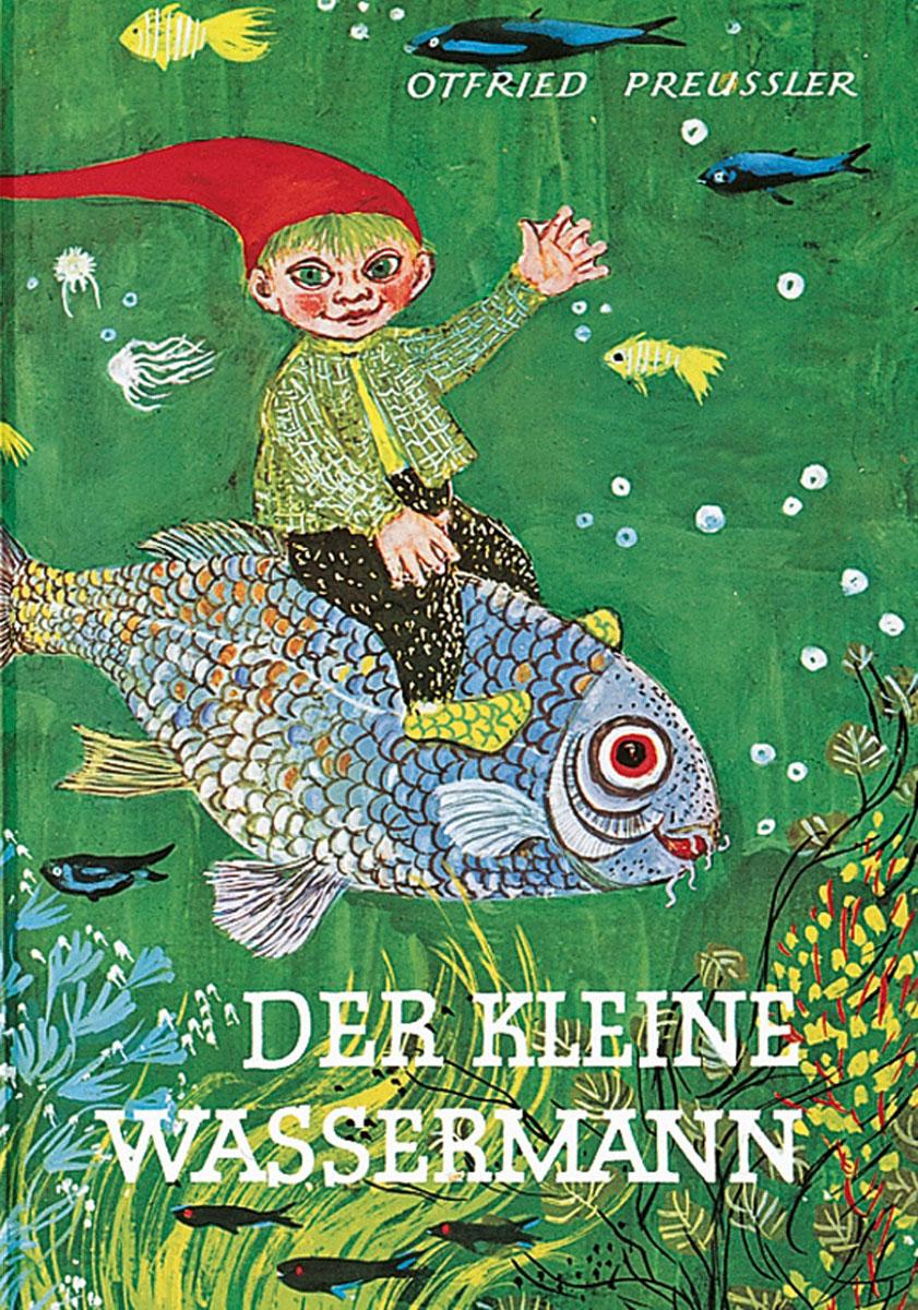 Der kleine Wassermann, Зарубежная литература для детей  - купить со скидкой