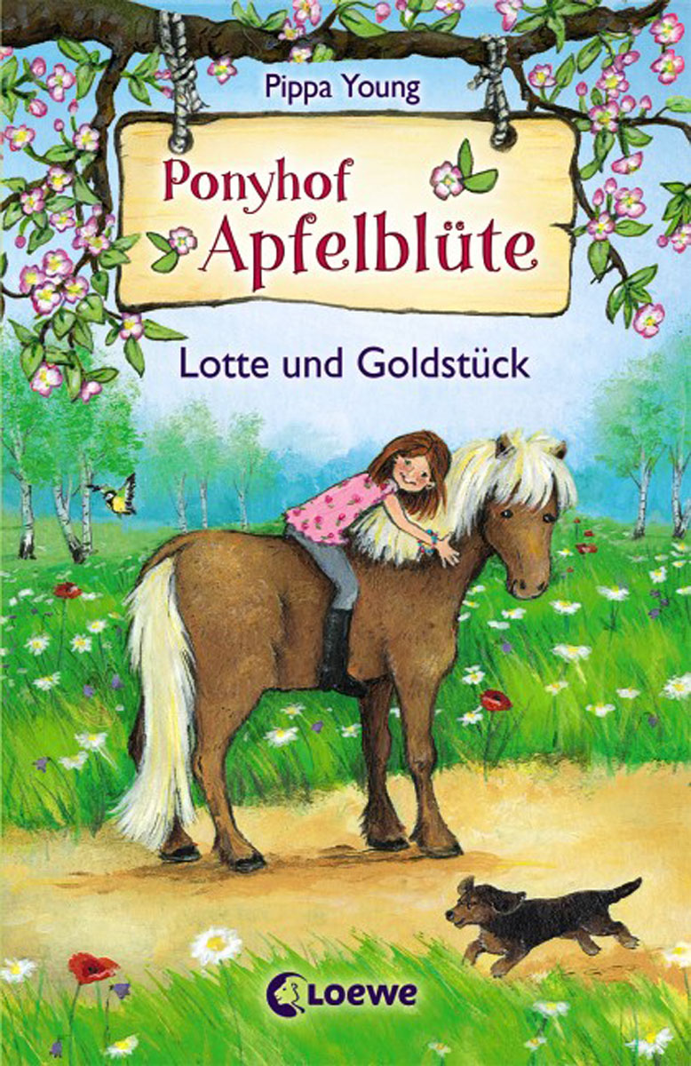 Ponyhof Apfelblute -...