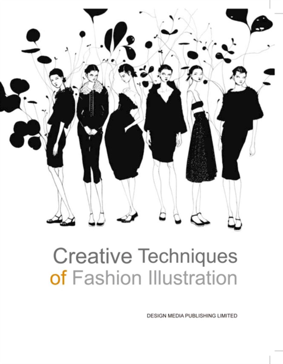 Creative Techniques of Fashion Illustration creative illustration filler paper for