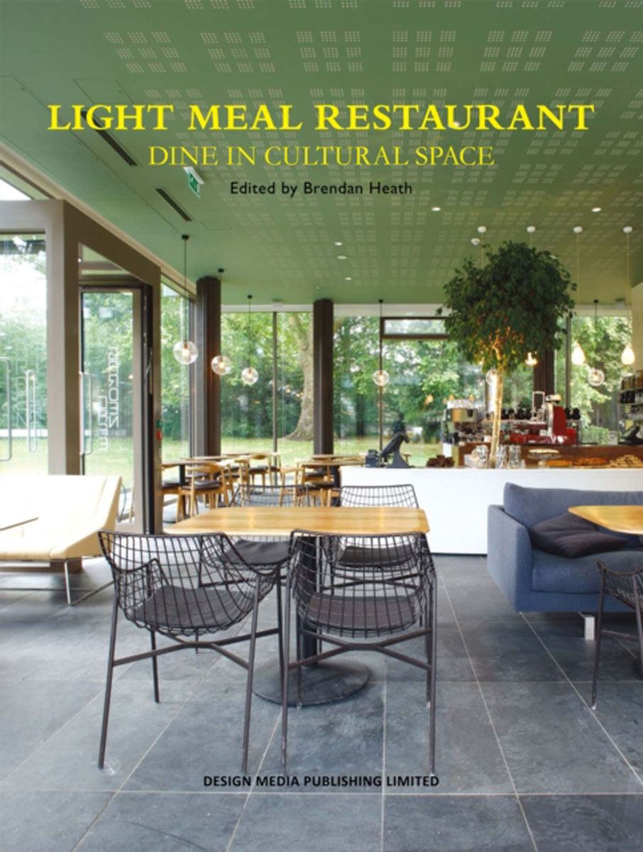 Light Meal Restaurant: Dine in Cultural Space design and equipment for restaurants and foodservice