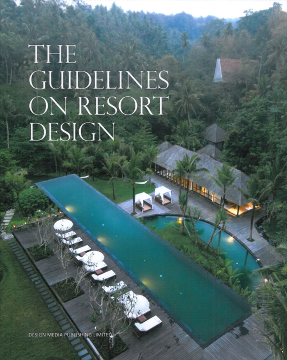 The Guidelines on Resort Design architectural surfaces – details for artists architects and designers cd