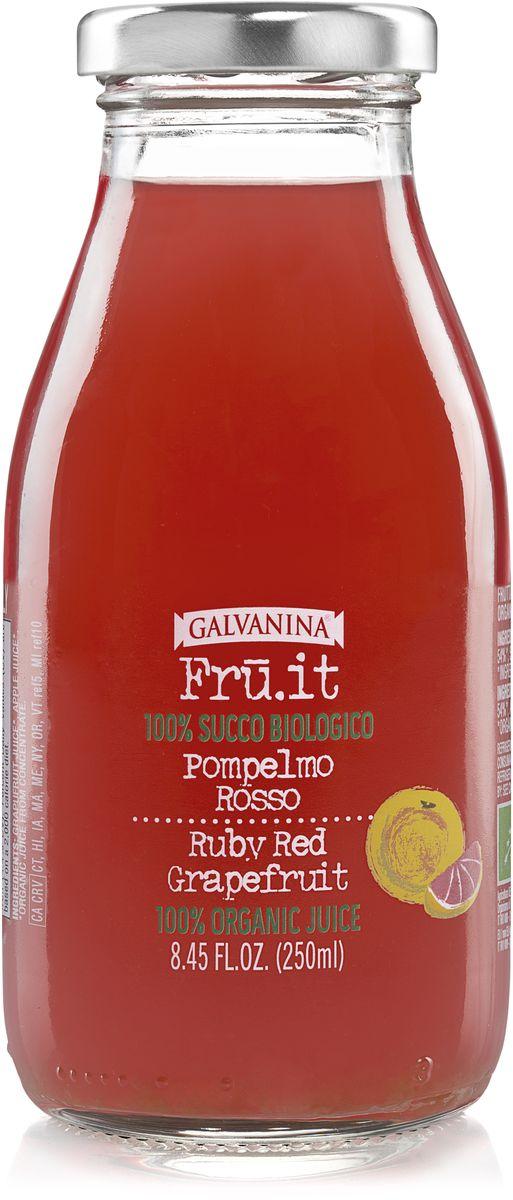Galvanina сок красного грейпфрута, 250 мл метака фасоль красная 800 г