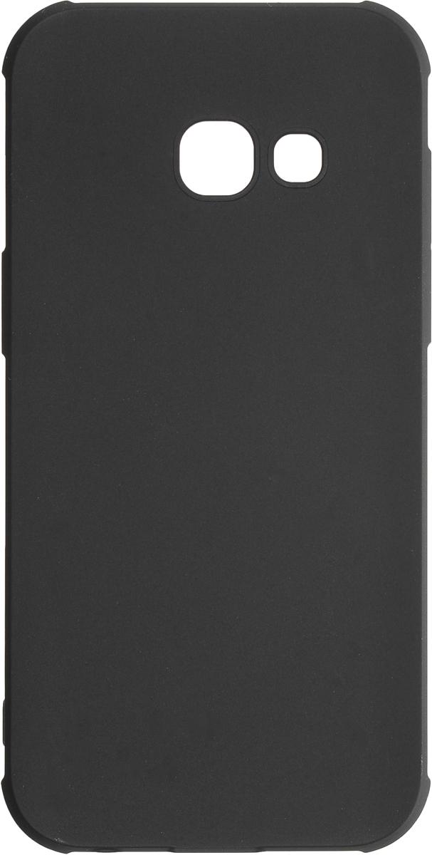Red Line Extreme чехол для Samsung Galaxy A3 (2017), BlackУТ000012508Защитный чехол Red Line Extreme - это идеальное решение для защиты Samsung Galaxy A3 (2017). Он надежно защищает смартфон от механических повреждений и придает ему неповторимую элегантность. Чехол также обеспечивает свободный доступ ко всем разъемам и клавишам устройства.