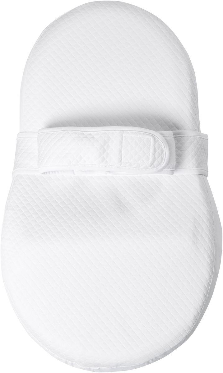 Dolce Bambino Матрас-кокон для новорожденных Dolce Cocon цвет белый 70 х 41 см