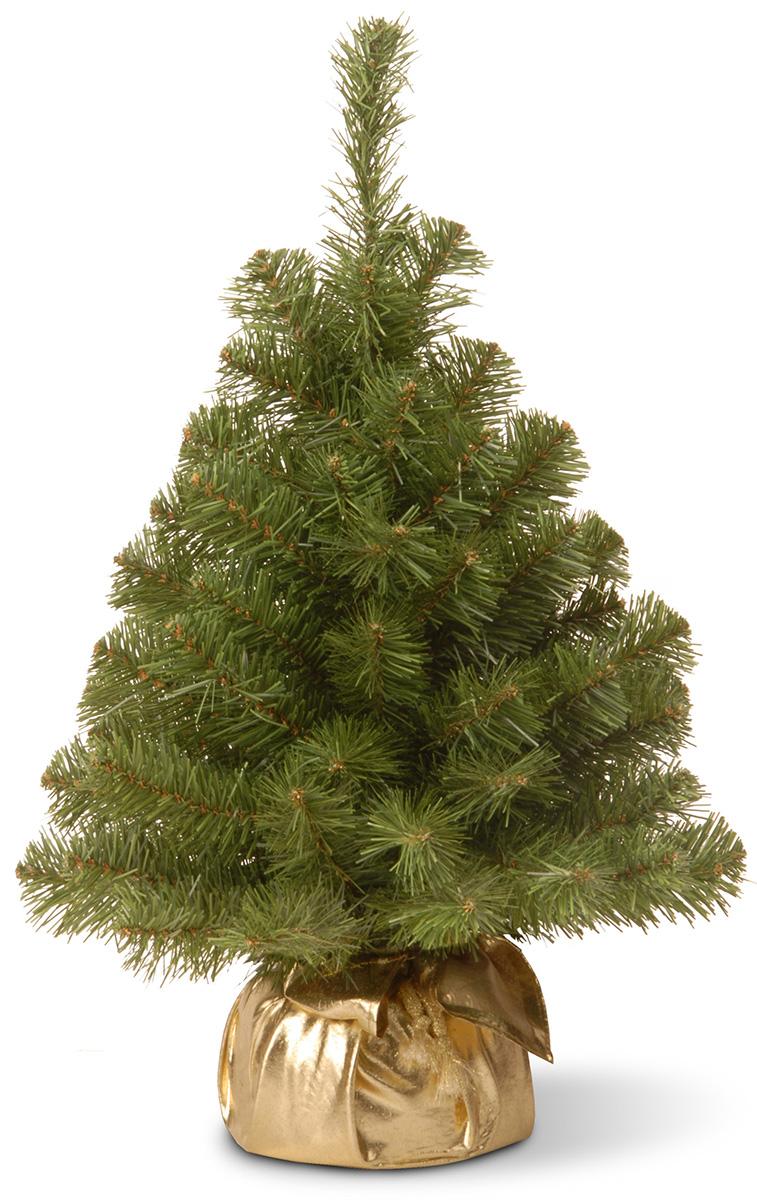 Ель искусственная National Tree Company New Noble Spruce Tree, настольная, в мешочке, высота 61 см31NNB2GDRИскусственная ель National Tree Company New Noble Spruce Tree - это прекрасный вариант для оформления интерьера к Новому году. Остается только собрать и нарядить красавицу. Она абсолютно безопасна, удобна в сборке и не занимает много места при хранении. Сказочно красивая новогодняя елка украсит интерьер вашего дома и создаст теплую и уютную атмосферу праздника. Откройте для себя удивительный мир сказок и грез. Почувствуйте волшебные минуты ожидания праздника, создайте новогоднее настроение вашим дорогим и близким.