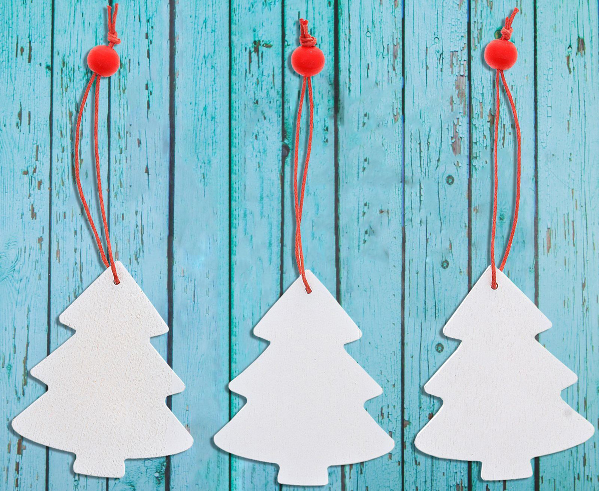 Новогоднее подвесное украшение Sima-land елочка, 6 х 6 см, 3 шт1032693Новогоднее украшение Sima-land отлично подойдет для декорации вашего дома и новогодней ели.Елочная игрушка - символ Нового года. Она несет в себе волшебство и красоту праздника. Такое украшение создаст в вашем доме атмосферу праздника, веселья и радости.
