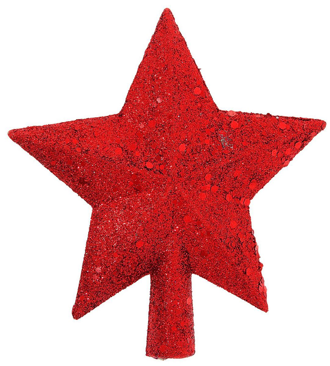 Макушка на елку Sima-land Звезда, 12 х 11 см. 11135151113515Макушка Sima-land изготовлена из пластика. Она имеет плотный корпус, поэтому не разобьется.Невозможно представить нашу жизнь без праздников! Новогодние украшения несут в себе волшебство и красоту праздника. Создайте в своем доме атмосферу тепла, веселья и радости, украшая его всей семьей.