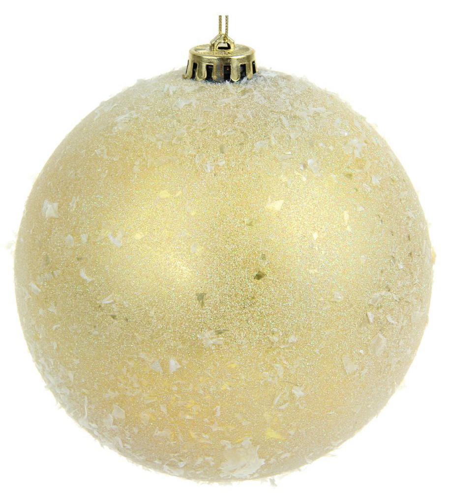 Новогоднее подвесное украшение Sima-land Снег, диаметр 15 см1305762Новогоднее украшение Sima-land отлично подойдет для декорации вашего дома и новогодней ели. Елочная игрушка - символ Нового года. Она несет в себе волшебство и красоту праздника. Такое украшение создаст в вашем доме атмосферу праздника, веселья и радости.