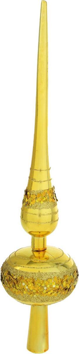 Макушка на елку Sima-land Ореол, 35,5 см свеча ароматизированная sima land лимон на подставке высота 6 см