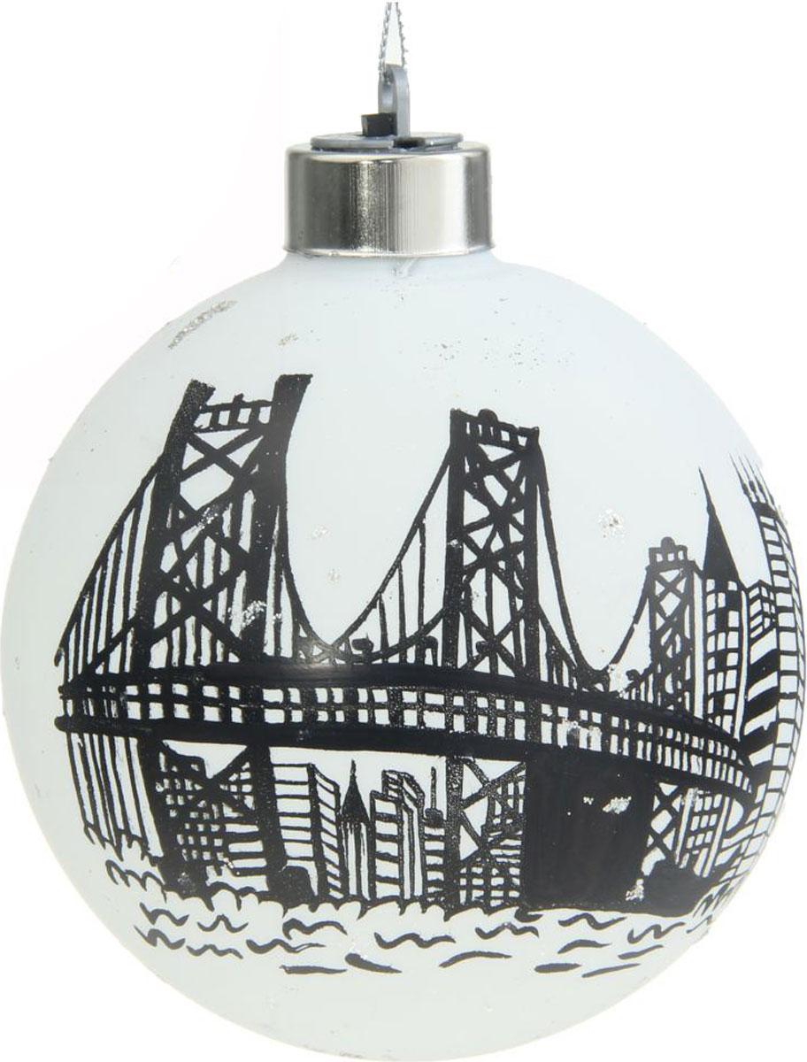 Украшение новогоднее елочное Sima-land Зарисовка. Мост, светящееся 10 см1346646Невозможно представить нашу жизнь без праздников! Мы всегда ждём их и предвкушаем, обдумываем, как проведём памятный день, тщательно выбираем подарки и аксессуары, ведь именно они создают и поддерживают торжественный настрой.