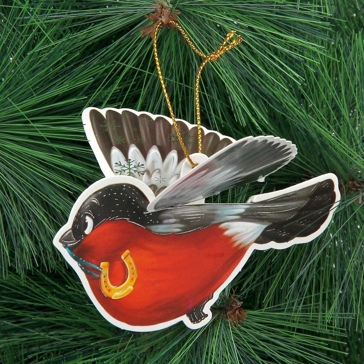 Украшение новогоднее подвесное Sima-land