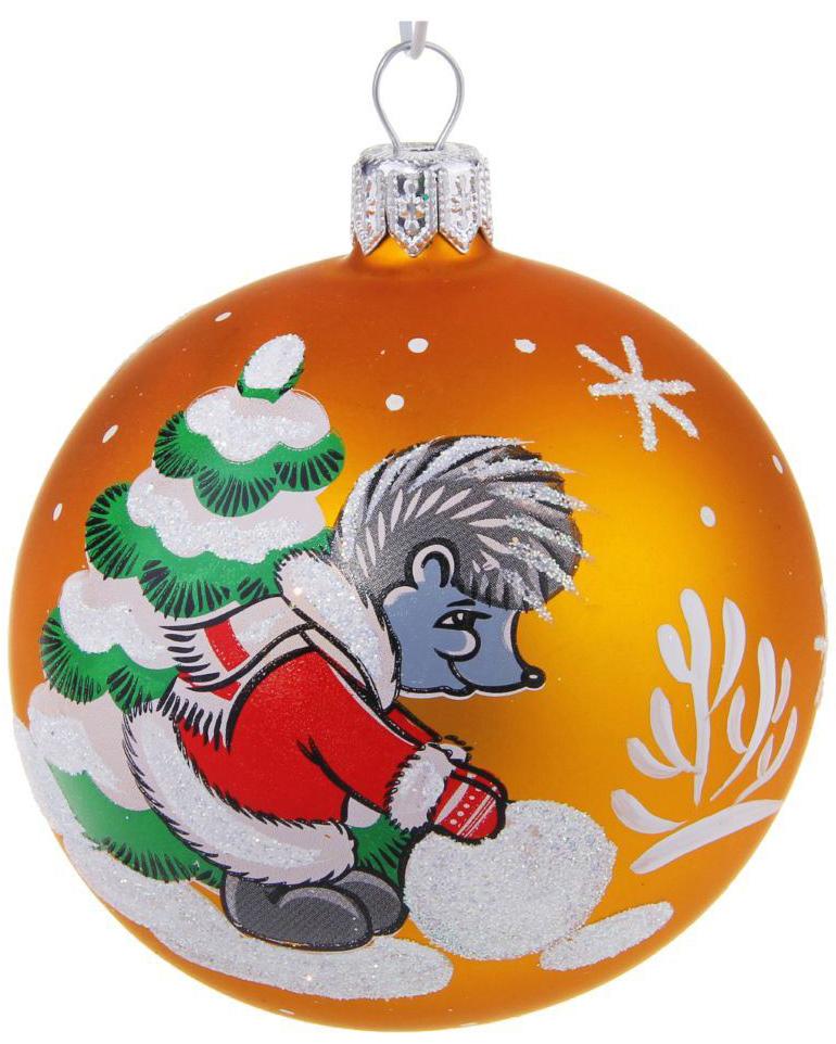 Новогоднее подвесное украшение Ёлочка Лесной, диаметр 7,5 см1485906Новогоднее подвесное украшение Ёлочка отлично подойдет для декорации вашего дома и новогодней ели. Новогоднее украшение можно повесить в любом понравившемся вам месте. Но, конечно, удачнее всего оно будет смотреться на праздничной елке.Елочная игрушка - символ Нового года. Она несет в себе волшебство и красоту праздника. Такое украшение создаст в вашем доме атмосферу праздника, веселья и радости.