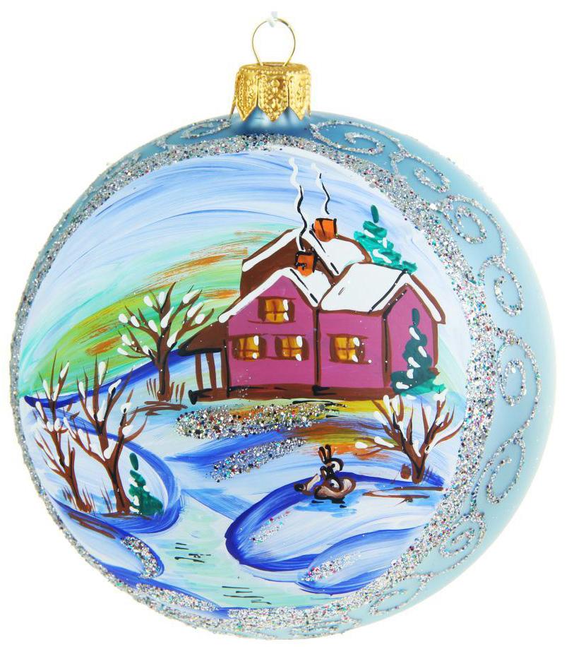 Украшение новогоднее елочное Иней Утро, диаметр 10 см1519283Невозможно представить нашу жизнь без праздников! Мы всегда ждём их и предвкушаем, обдумываем, как проведём памятный день, тщательно выбираем подарки и аксессуары, ведь именно они создают и поддерживают торжественный настрой.