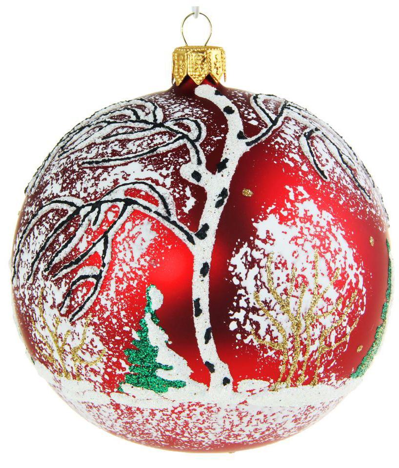 Украшение новогоднее елочное Иней Березка, диаметр 10 см1519286Новогоднее подвесное украшение Иней отлично подойдет для декорации вашего дома и новогодней ели. Новогоднее украшение можно повесить в любом понравившемся вам месте. Но, конечно, удачнее всего оно будет смотреться на праздничной елке.Елочная игрушка - символ Нового года. Она несет в себе волшебство и красоту праздника. Такое украшение создаст в вашем доме атмосферу праздника, веселья и радости.