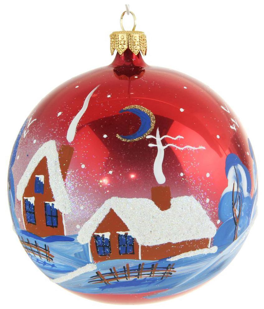 Украшение новогоднее елочное Иней Околица, диаметр 10 см1519290Новогоднее подвесное украшение Иней отлично подойдет для декорации вашего дома и новогодней ели. Новогоднее украшение можно повесить в любом понравившемся вам месте. Но, конечно, удачнее всего оно будет смотреться на праздничной елке.Елочная игрушка - символ Нового года. Она несет в себе волшебство и красоту праздника. Такое украшение создаст в вашем доме атмосферу праздника, веселья и радости.