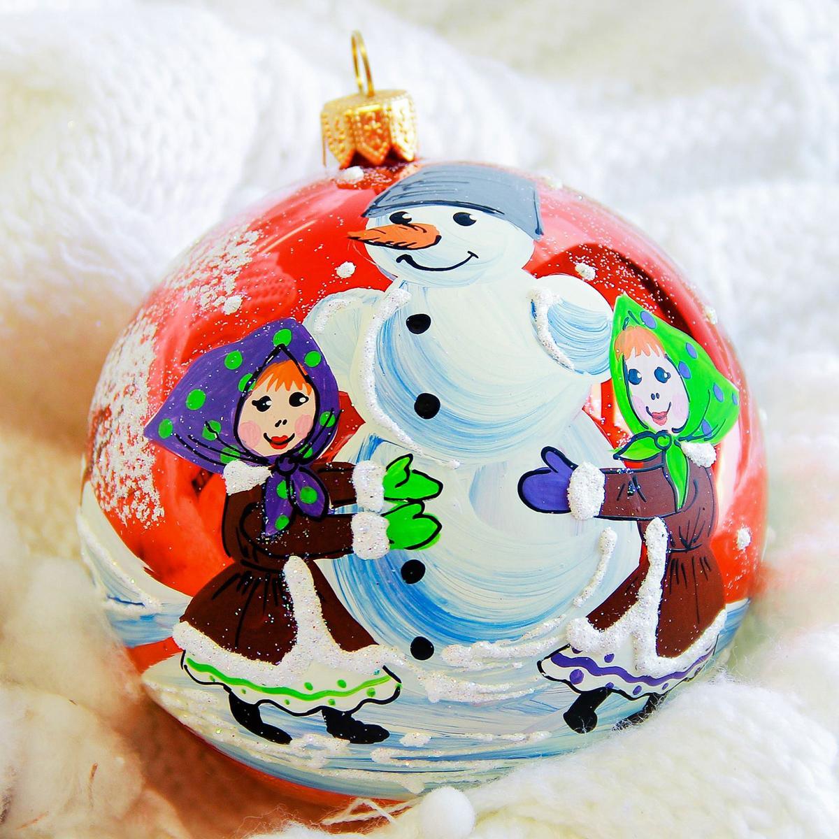 Украшение новогоднее елочное Иней Веселая зима, диаметр 10 см1519294Новогоднее подвесное украшение Иней отлично подойдет для декорации вашего дома и новогодней ели. Новогоднее украшение можно повесить в любом понравившемся вам месте. Но, конечно, удачнее всего оно будет смотреться на праздничной елке.Елочная игрушка - символ Нового года. Она несет в себе волшебство и красоту праздника. Такое украшение создаст в вашем доме атмосферу праздника, веселья и радости.