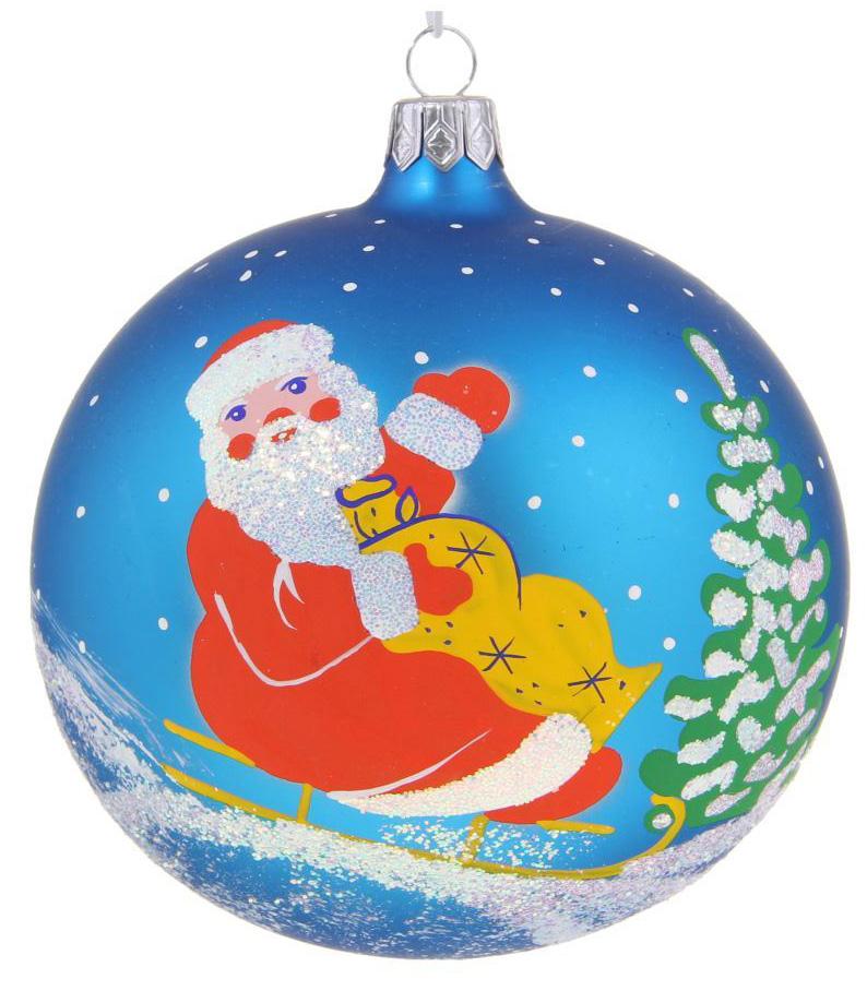 Украшение новогоднее елочное Ёлочка Мороз, диаметр 9,5 см1721471Невозможно представить нашу жизнь без праздников! Мы всегда ждём их и предвкушаем, обдумываем, как проведём памятный день, тщательно выбираем подарки и аксессуары, ведь именно они создают и поддерживают торжественный настрой.