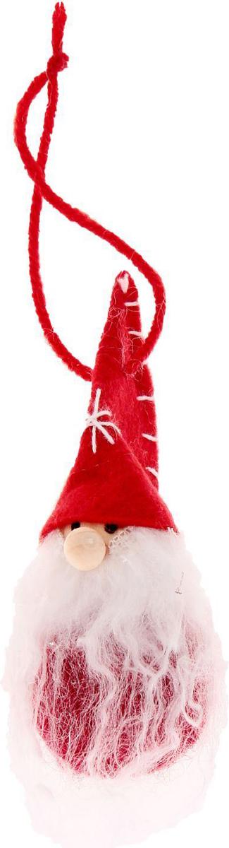 Украшение новогоднее подвесное Sima-land Малыш-пушистик, 4 см х 4 см х 9 см1916136Новогодние украшения Sima-land изготовлены из пластика. Изделия имеют плотный корпус, поэтому не разобьются при падении.Невозможно представить нашу жизнь без праздников! Новогодние украшения несут в себе волшебство и красоту праздника. Создайте в своем доме атмосферу тепла, веселья и радости, украшая его всей семьей.