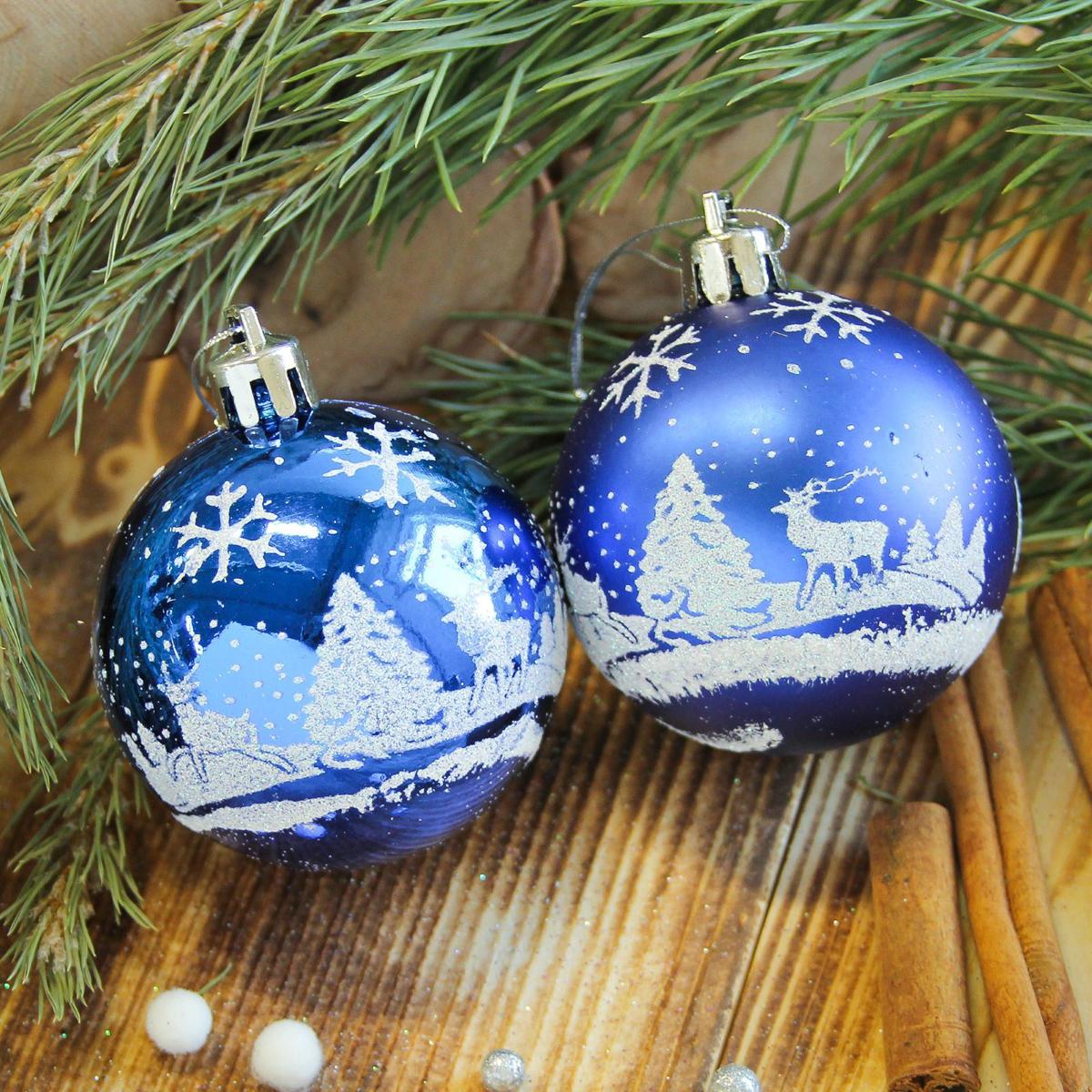 Набор новогодних подвесных украшений Sima-land Упряжка, диаметр 6 см, 8 шт2122524Набор новогодних подвесных украшений Sima-land отлично подойдет для декорации вашего дома и новогодней ели. С помощью специальной петельки украшение можно повесить в любом понравившемся вам месте. Но, конечно, удачнее всего оно будет смотреться на праздничной елке. Елочная игрушка - символ Нового года. Она несет в себе волшебство и красоту праздника. Создайте в своем доме атмосферу веселья и радости, украшая новогоднюю елку нарядными игрушками, которые будут из года в год накапливать теплоту воспоминаний.