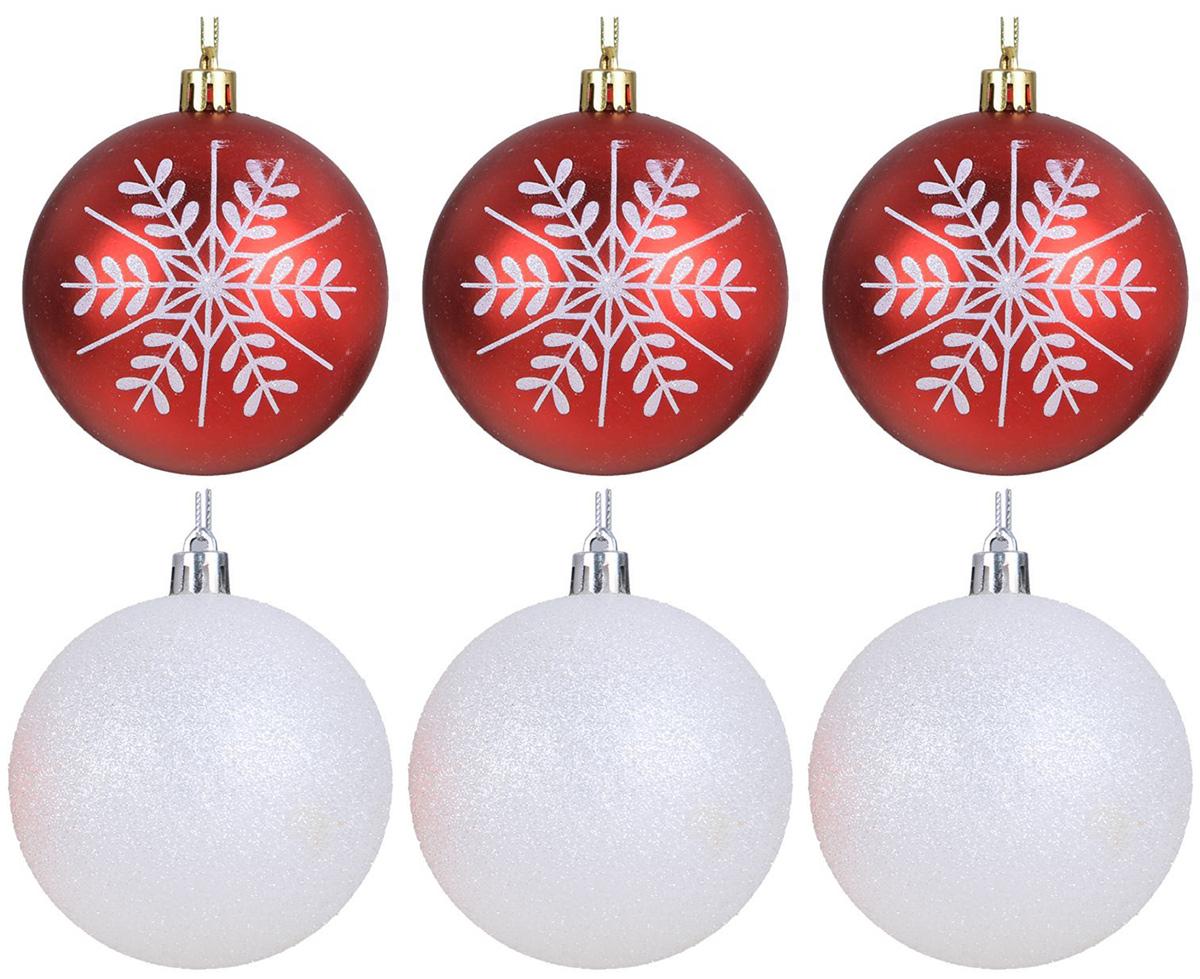 Набор новогодних подвесных украшений Sima-land Гранд. Ребристые снежинки, диаметр 8 см, 6 шт2131431Набор новогодних подвесных украшений Sima-land отлично подойдет для декорации вашего дома и новогодней ели. С помощью специальной петельки украшение можно повесить в любом понравившемся вам месте. Но, конечно, удачнее всего оно будет смотреться на праздничной елке. Елочная игрушка - символ Нового года. Она несет в себе волшебство и красоту праздника. Создайте в своем доме атмосферу веселья и радости, украшая новогоднюю елку нарядными игрушками, которые будут из года в год накапливать теплоту воспоминаний.