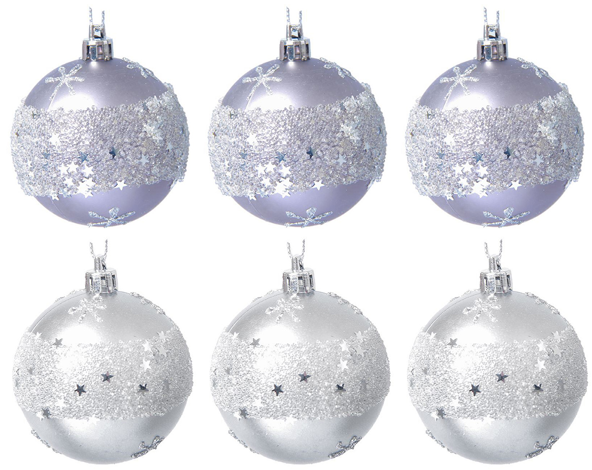 Набор новогодних подвесных украшений Sima-land Карме. Звезды, диаметр 6 см, 6 шт2137183Набор новогодних подвесных украшений Sima-land отлично подойдет для декорации вашего дома и новогодней ели. С помощью специальной петельки украшение можно повесить в любом понравившемся вам месте. Но, конечно, удачнее всего оно будет смотреться на праздничной елке. Елочная игрушка - символ Нового года. Она несет в себе волшебство и красоту праздника. Создайте в своем доме атмосферу веселья и радости, украшая новогоднюю елку нарядными игрушками, которые будут из года в год накапливать теплоту воспоминаний.