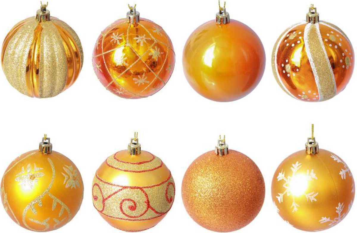 Набор новогодних подвесных украшений Sima-land Леда, диаметр 7 см, 9 шт. 21372022137202Набор новогодних подвесных украшений Sima-land отлично подойдет для декорации вашего дома и новогодней ели. С помощью специальной петельки украшение можно повесить в любом понравившемся вам месте. Но, конечно, удачнее всего оно будет смотреться на праздничной елке. Елочная игрушка - символ Нового года. Она несет в себе волшебство и красоту праздника. Создайте в своем доме атмосферу веселья и радости, украшая новогоднюю елку нарядными игрушками, которые будут из года в год накапливать теплоту воспоминаний.