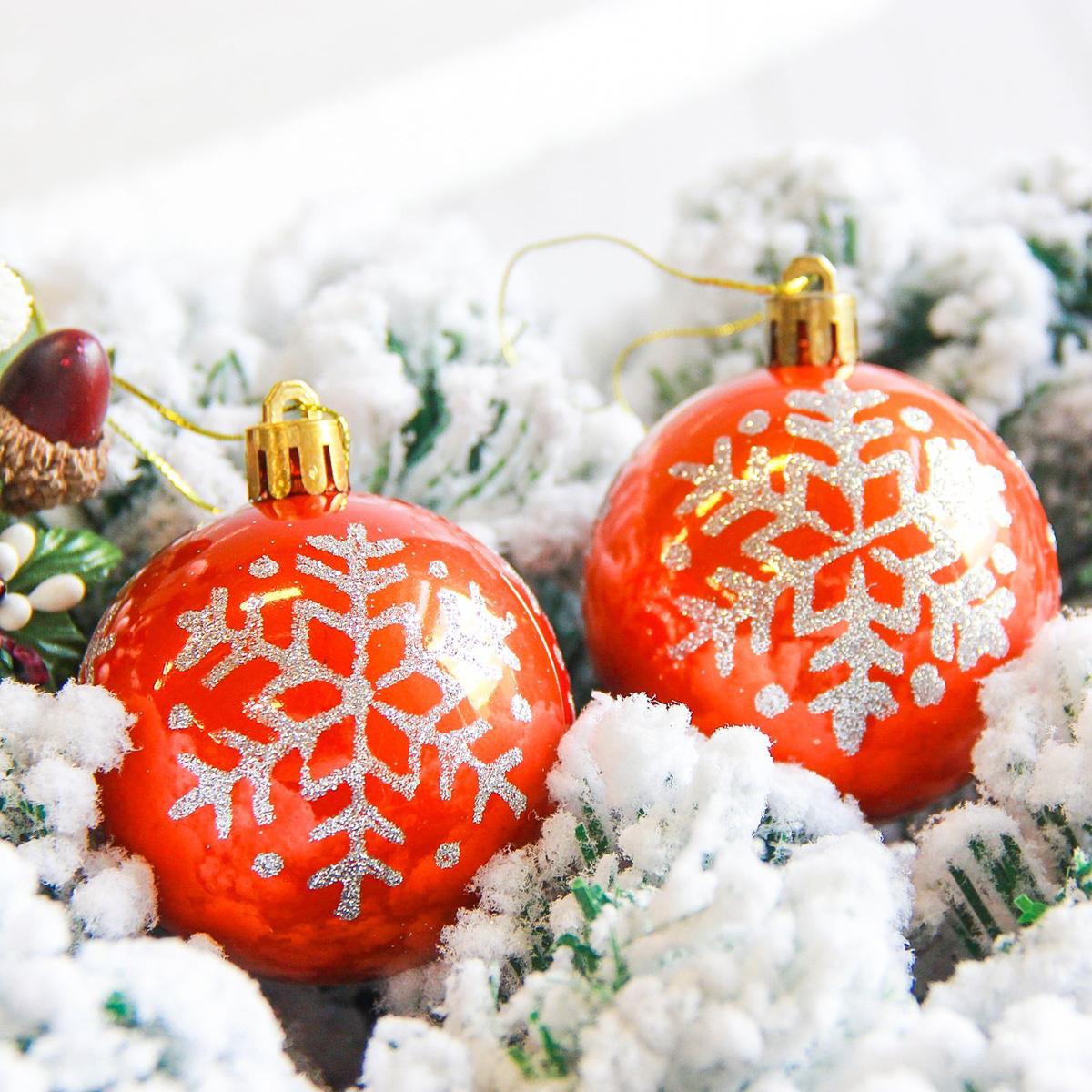 Набор новогодних подвесных украшений Sima-land Снежинка капель, цвет: оранжевый, диаметр 6 см, 6 шт2178182Набор новогодних подвесных украшений Sima-land отлично подойдет для декорации вашего дома и новогодней ели. С помощью специальной петельки украшение можно повесить в любом понравившемся вам месте. Но, конечно, удачнее всего оно будет смотреться на праздничной елке. Елочная игрушка - символ Нового года. Она несет в себе волшебство и красоту праздника. Создайте в своем доме атмосферу веселья и радости, украшая новогоднюю елку нарядными игрушками, которые будут из года в год накапливать теплоту воспоминаний.
