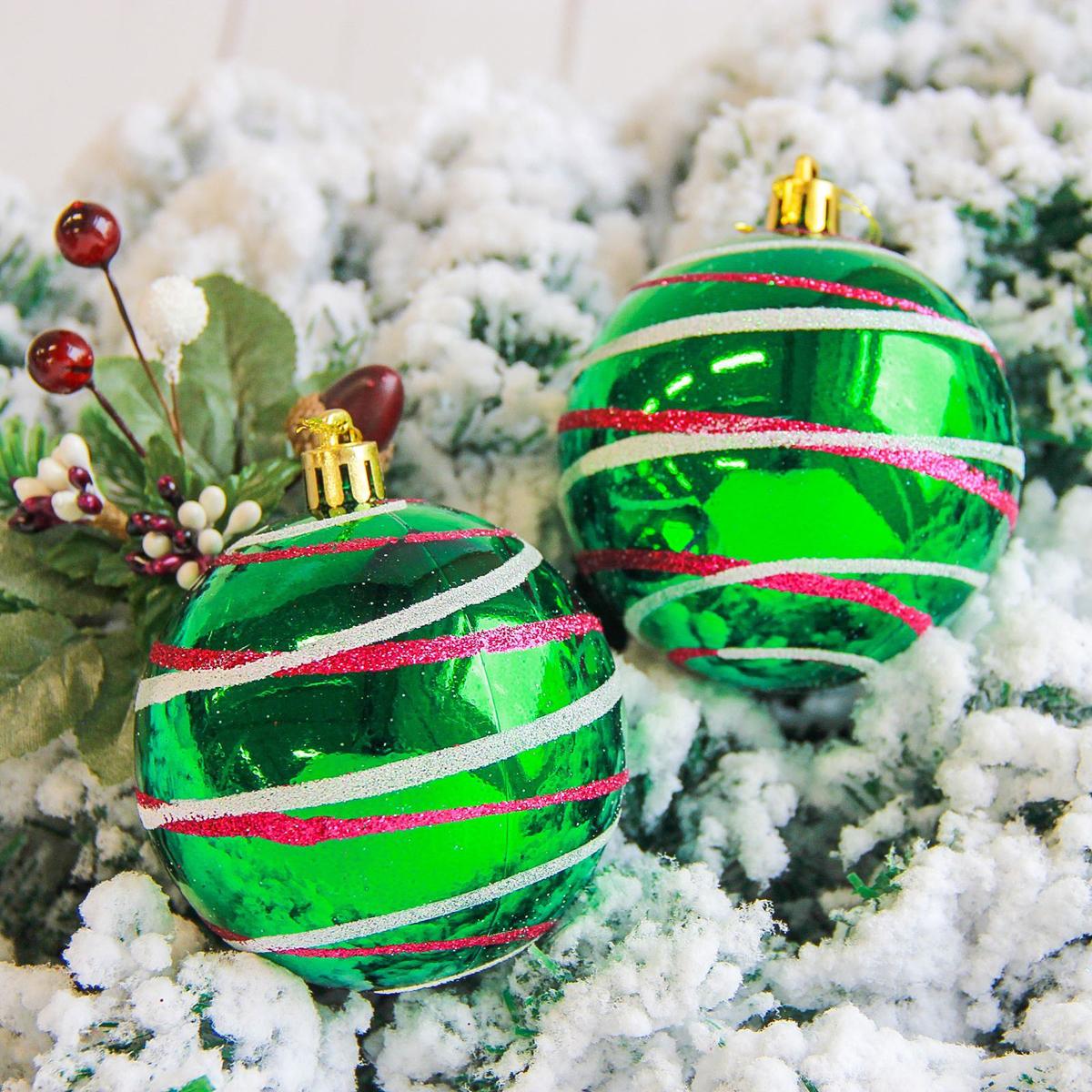 Набор новогодних подвесных украшений Sima-land Орион, диаметр 8 см, 6 шт. 21781922178192Набор новогодних подвесных украшений Sima-land отлично подойдет для декорации вашего дома и новогодней ели. С помощью специальной петельки украшение можно повесить в любом понравившемся вам месте. Но, конечно, удачнее всего оно будет смотреться на праздничной елке. Елочная игрушка - символ Нового года. Она несет в себе волшебство и красоту праздника. Создайте в своем доме атмосферу веселья и радости, украшая новогоднюю елку нарядными игрушками, которые будут из года в год накапливать теплоту воспоминаний.
