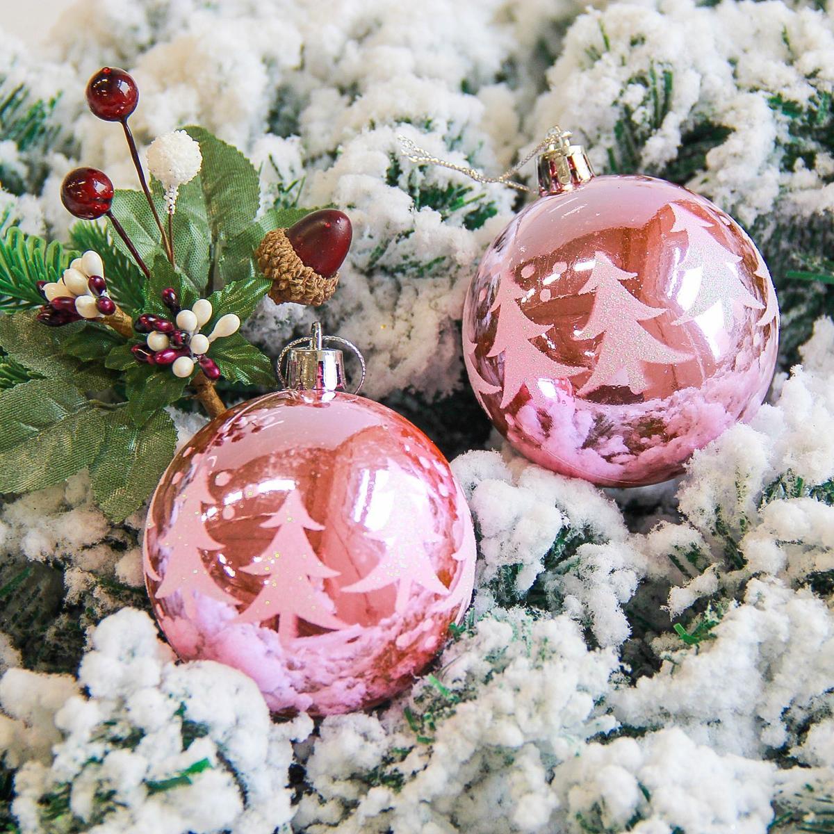 Набор новогодних подвесных украшений Sima-land Елочки, диаметр 7 см, 6 шт2178200Набор новогодних подвесных украшений Sima-land отлично подойдет для декорации вашего дома и новогодней ели. С помощью специальной петельки украшение можно повесить в любом понравившемся вам месте. Но, конечно, удачнее всего оно будет смотреться на праздничной елке. Елочная игрушка - символ Нового года. Она несет в себе волшебство и красоту праздника. Создайте в своем доме атмосферу веселья и радости, украшая новогоднюю елку нарядными игрушками, которые будут из года в год накапливать теплоту воспоминаний.