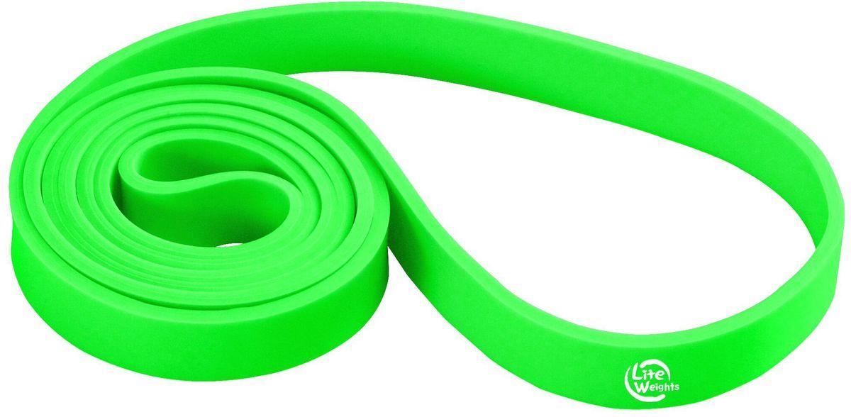 Петля тренировочная многофункциональная Lite Weights !0825LW, цвет: зеленый, 25 кг0825LWВ основе всех упражнений с тренировочными петлями лежит сопротивление. Упражнения с применением петель дают вам все преимущества: повышение силы, гибкости и выносливости - и все это в портативном размере. Вы можете использовать их, чтобы разогреть мышцы и суставы. Они просты в использовании и очень прочны.Тренировочные петли подходят как мужчинам, так и женщинам для укрепления мышц всего тела. Широко и активно используются для функциональных тренировок (кроссфит). Способы и области применения петель очень разнообразны и ограничены только вашим воображением. Вот некоторые из них:- тренировки с отягощениями (пауэрлифтинг, тяжелой атлетика, бодибилдинг);- отработка техники в единоборствах и армрестлинге;- помощь в освоении упражнений, использующих в качестве нагрузки вес собственного тела (подтягивание на перекладине, отжимания на брусьях и другие);- поддержание физической формы вне спортзала;- развитие стартовой скорости (бег, прыжки и другое).