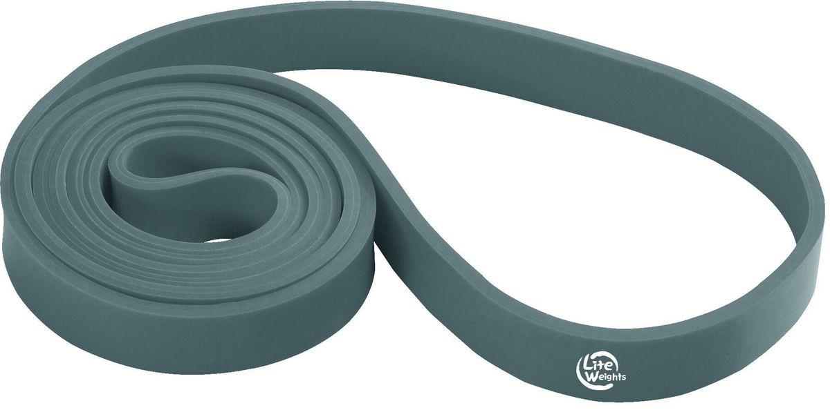 Петля тренировочная многофункциональная Lite Weights 0845LW, цвет: темно-серый, 45 кг0845LWВ основе всех упражнений с тренировочными петлями лежит сопротивление. Упражнения с применением петель дают вам все преимущества: повышение силы, гибкости и выносливости - и все это в портативном размере. Вы можете использовать их, чтобы разогреть мышцы и суставы. Они просты в использовании и очень прочны.Тренировочные петли подходят как мужчинам, так и женщинам для укрепления мышц всего тела. Широко и активно используются для функциональных тренировок (кроссфит). Способы и области применения петель очень разнообразны и ограничены только вашим воображением. Вот некоторые из них:- тренировки с отягощениями (пауэрлифтинг, тяжелой атлетика, бодибилдинг);- отработка техники в единоборствах и армрестлинге;- помощь в освоении упражнений, использующих в качестве нагрузки вес собственного тела (подтягивание на перекладине, отжимания на брусьях и другие);- поддержание физической формы вне спортзала;- развитие стартовой скорости (бег, прыжки и другое).