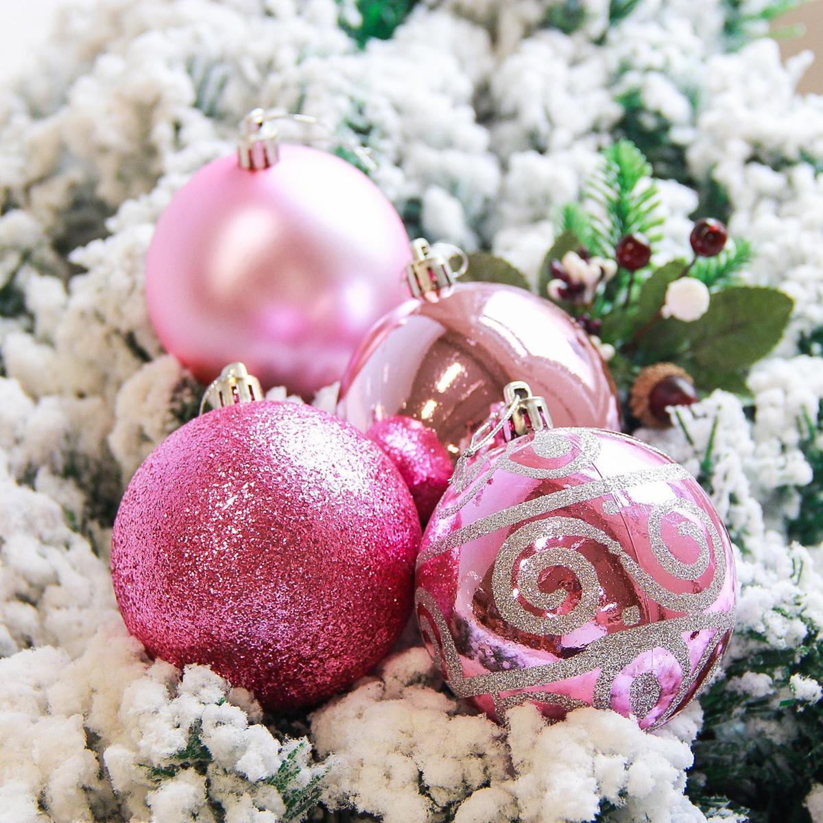 Набор новогодних подвесных украшений Sima-land Узорный, диаметр 8 см, 6 шт2178286Набор новогодних подвесных украшений Sima-land отлично подойдет для декорации вашего дома и новогодней ели. С помощью специальной петельки украшение можно повесить в любом понравившемся вам месте. Но, конечно, удачнее всего оно будет смотреться на праздничной елке. Елочная игрушка - символ Нового года. Она несет в себе волшебство и красоту праздника. Создайте в своем доме атмосферу веселья и радости, украшая новогоднюю елку нарядными игрушками, которые будут из года в год накапливать теплоту воспоминаний.