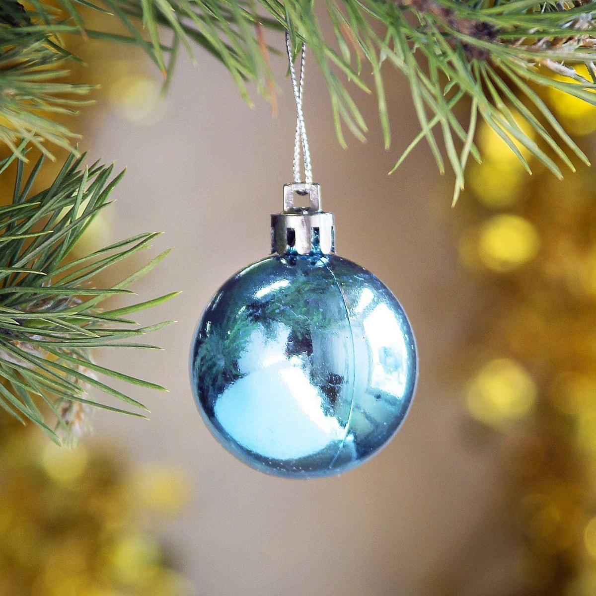 Набор новогодних подвесных украшений Sima-land Стразинки, диаметр 4 см, 10 шт. 23711712371171Набор новогодних подвесных украшений Sima-land отлично подойдет для декорации вашего дома и новогодней ели. Новогодние украшения можно повесить в любом понравившемся вам месте. Но, конечно, удачнее всего они будет смотреться на праздничной елке.Елочная игрушка - символ Нового года. Она несет в себе волшебство и красоту праздника. Такое украшение создаст в вашем доме атмосферу праздника, веселья и радости.