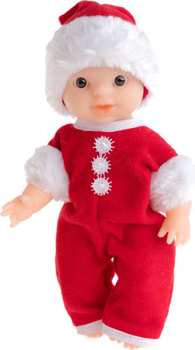 Пластмастер Пупс маленький Санта алла полянская если желания не сбудутся