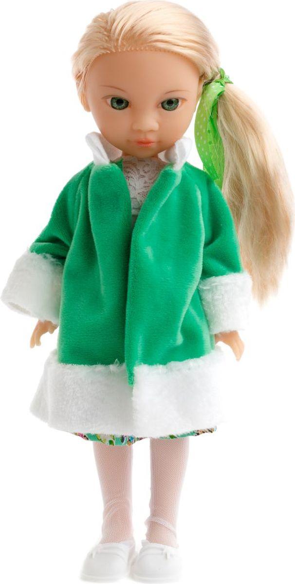 Пластмастер Кукла Ния кукла маленькая леди даша в платье 1979746
