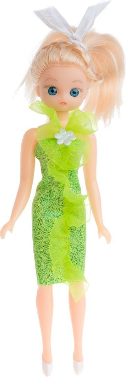 Пластмастер Кукла Барбара на празднике кукла маленькая леди даша в платье 1979746