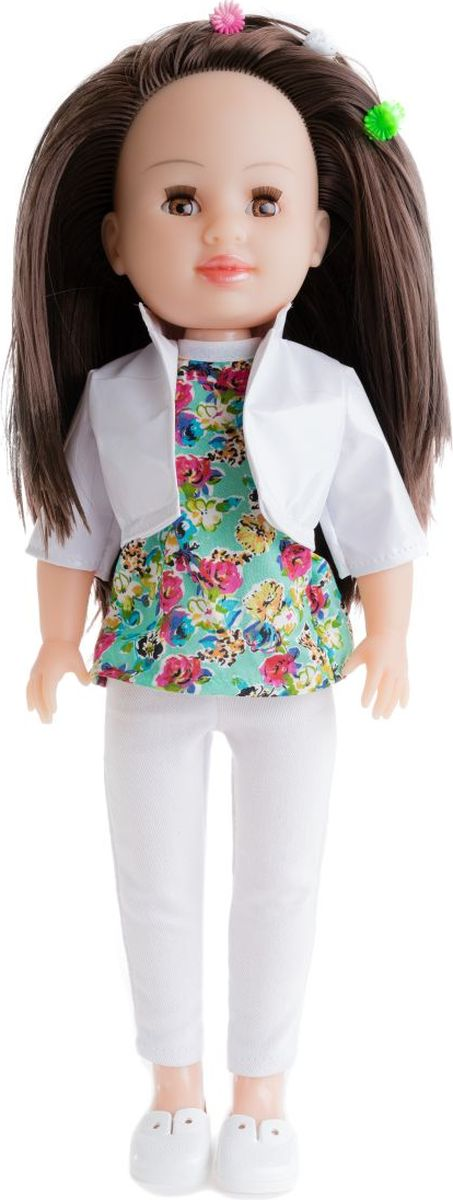 Пластмастер Кукла Изабелла в кафе