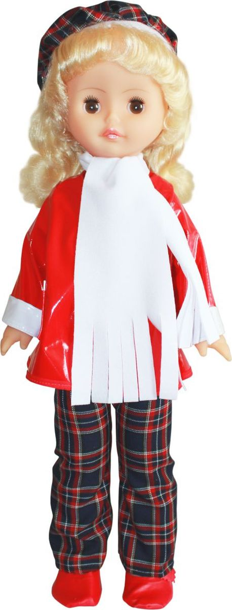 Пластмастер Кукла Агния говорящая 13 фраз