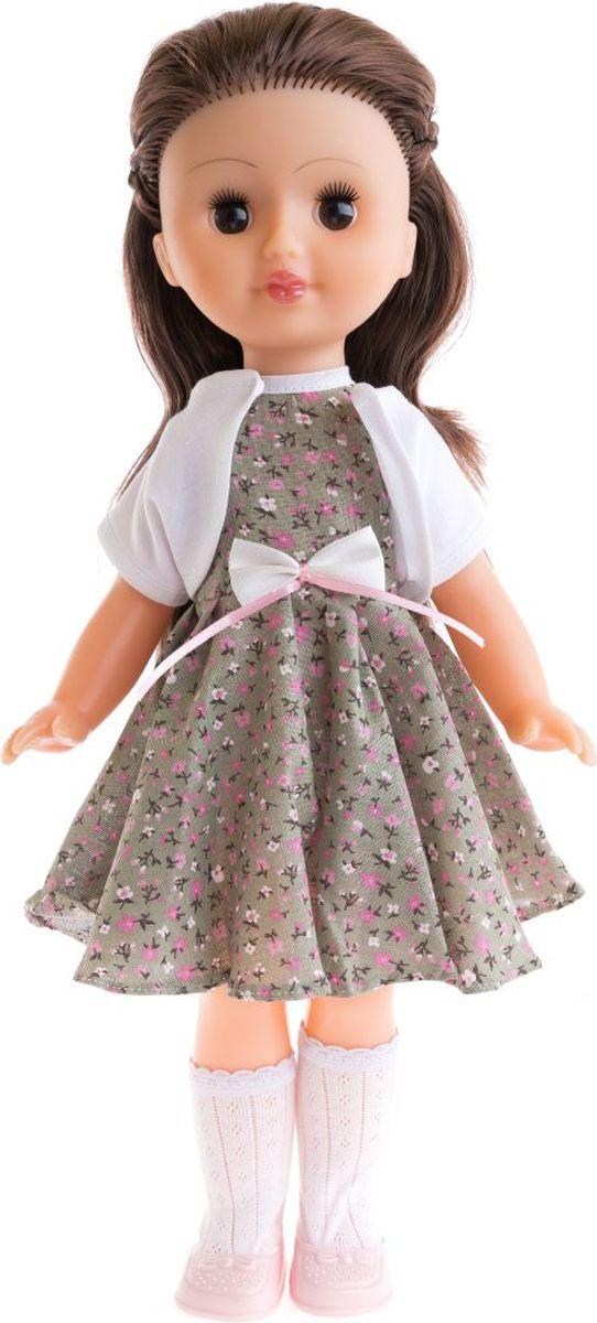 Пластмастер Кукла Лилиана говорящая 12 фраз