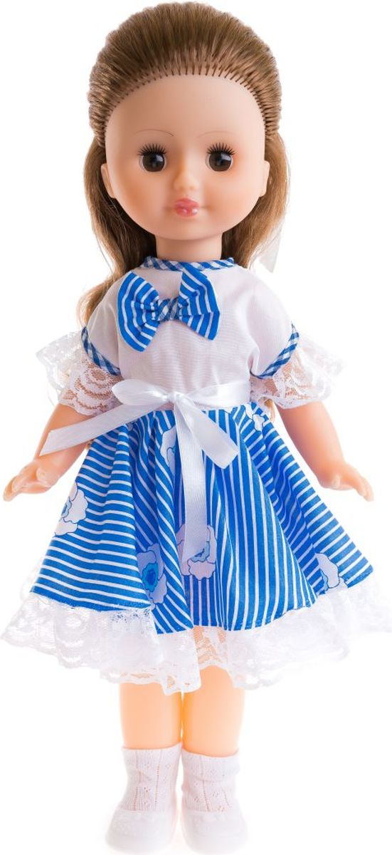 Пластмастер Кукла Клавдия говорящая 13 фраз